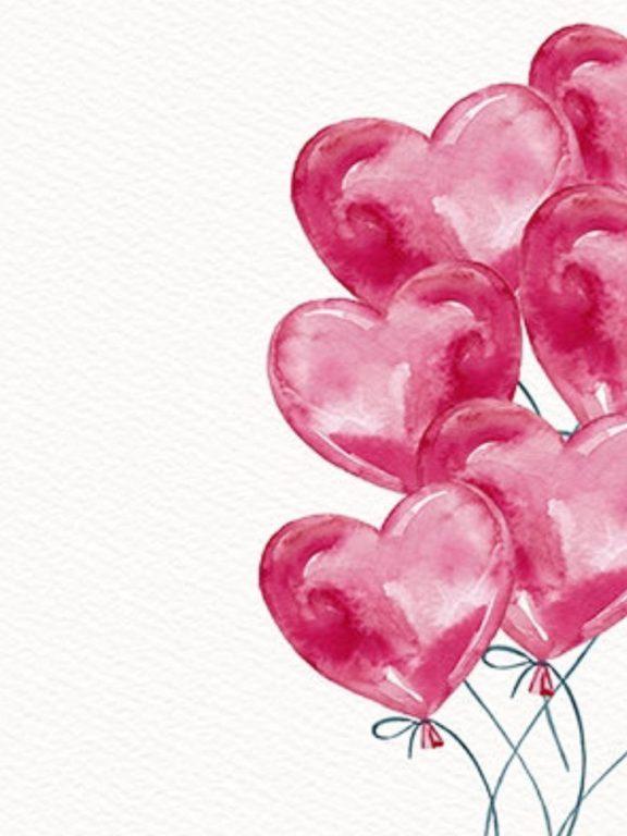 Красиві привітання з Днем святого Валентина до сліз