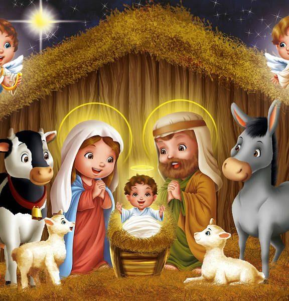 Короткі Різдвяні привітання у прозі, до сліз
